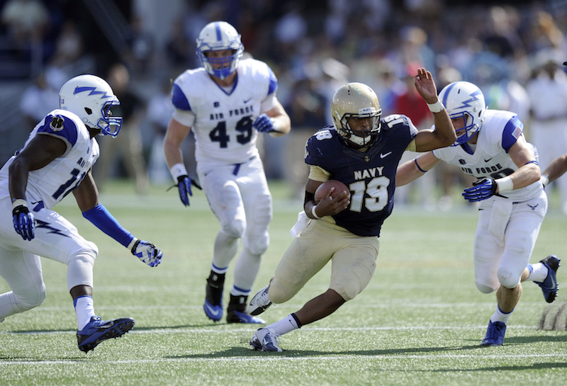 4 Reasons Navy Air Force Is A Better Football Rivalry Than Army Navy