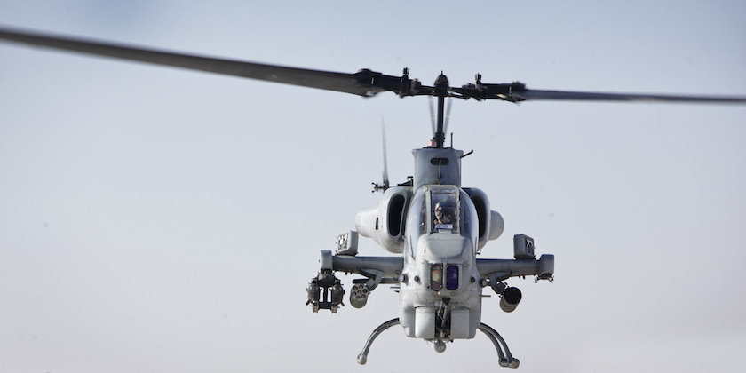 Here Are 12 Badass Military Helicopters Task Purpose