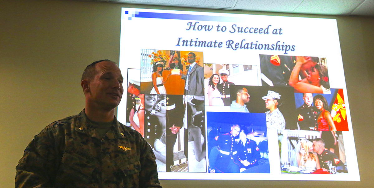 The Military's Problem With Marriage - Task & Purpose
