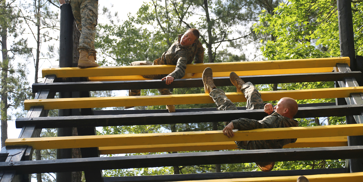 How To Survive Benning Phase Of Ranger School Task Purpose