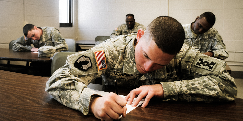 We Salute The Soldier Who Submitted The 'Manliest' Leave