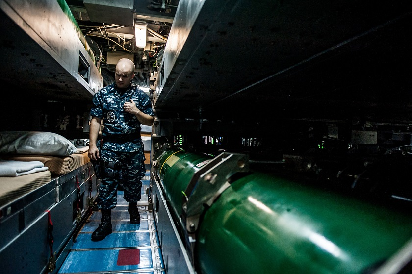 Life On A Submarine: Raunchy, Cramped, And Occasionally