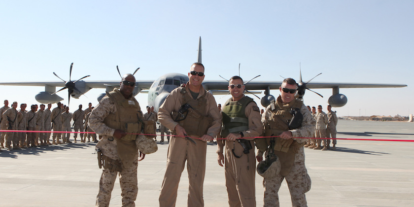 Pilot Retention Is In A Death Spiral  Here's How The Marine