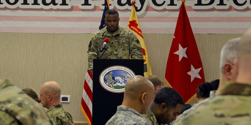 Army Makes History By Appointing The First Division-Level Muslim Chaplain