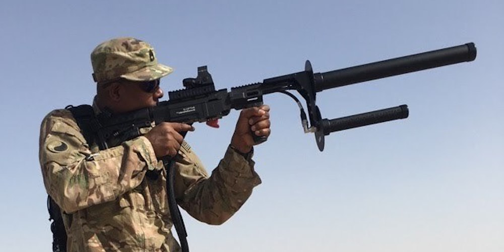 The Army Is Preparing To Field This Electromagnetic Rifle