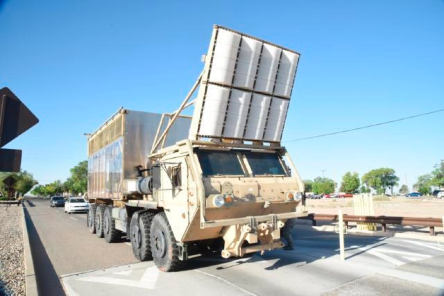 The Army Is Testing A Microwave Weapon System In The Mountains Of