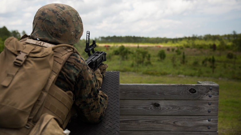 The M320 Grenade Launcher Is Finally In The Marines' Hands