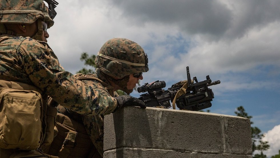 These Marines Will Be The First To Get M320 Grenade
