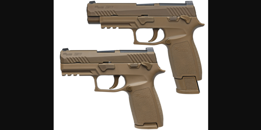 Here's Why Glock's Protest Against The Army's Handgun Award