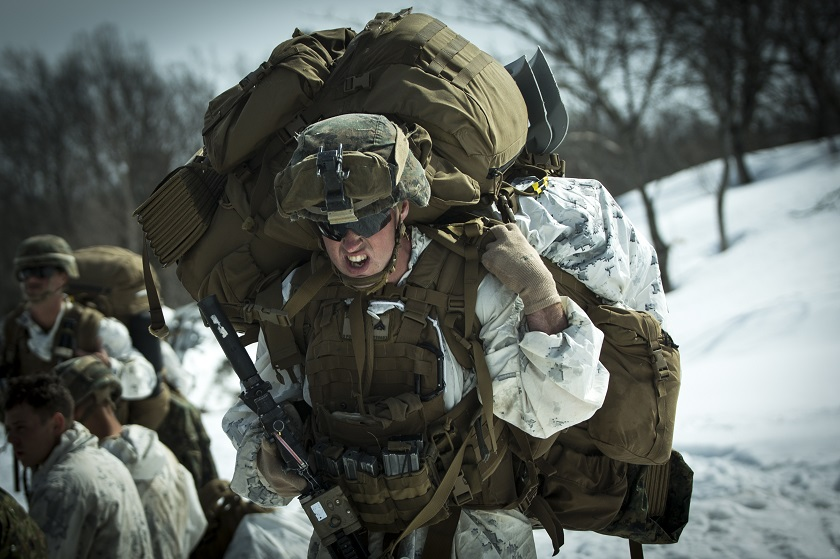 The Marine Corps Goes Light With New Body Armor Plates