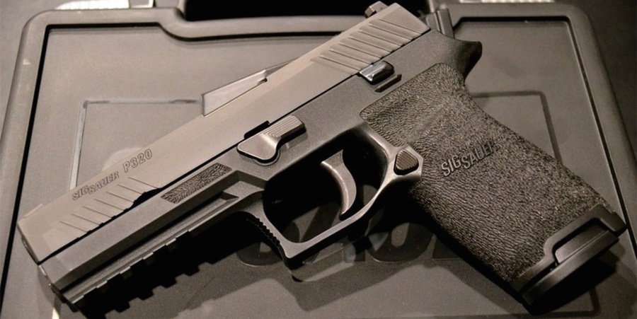 Sig's P320, The Army's New Handgun, Is In Hot Water After Multiple