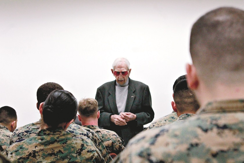 75 Years After The Battle Of Guadalcanal, The 1st Marine