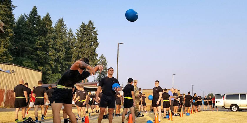 The Army's New Physical Fitness Test Is On Track To Be Fully