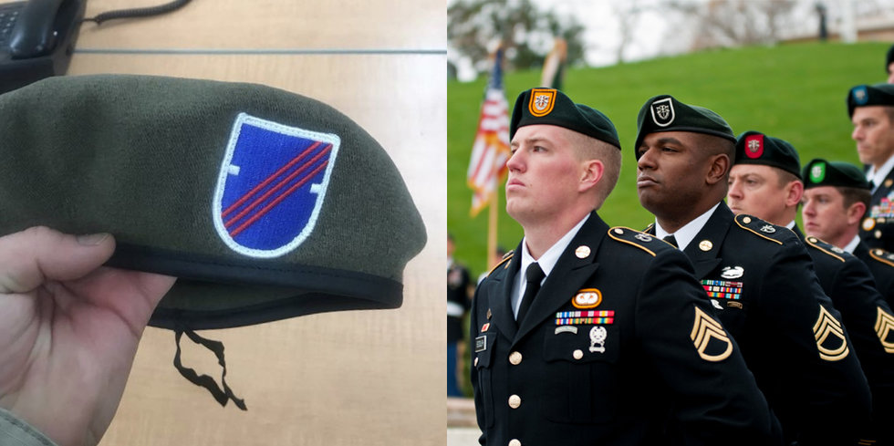 Tempers Flare Among Special Forces Vets Over New Unit's Beret — And Mission