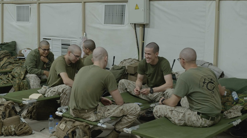 Chain of Command': Nat Geo's New Series Explores War From