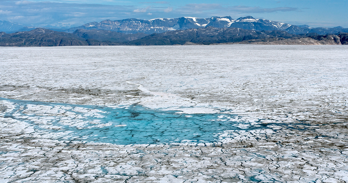 Greenland s Rapid Ice Melt Persists Even in Winter