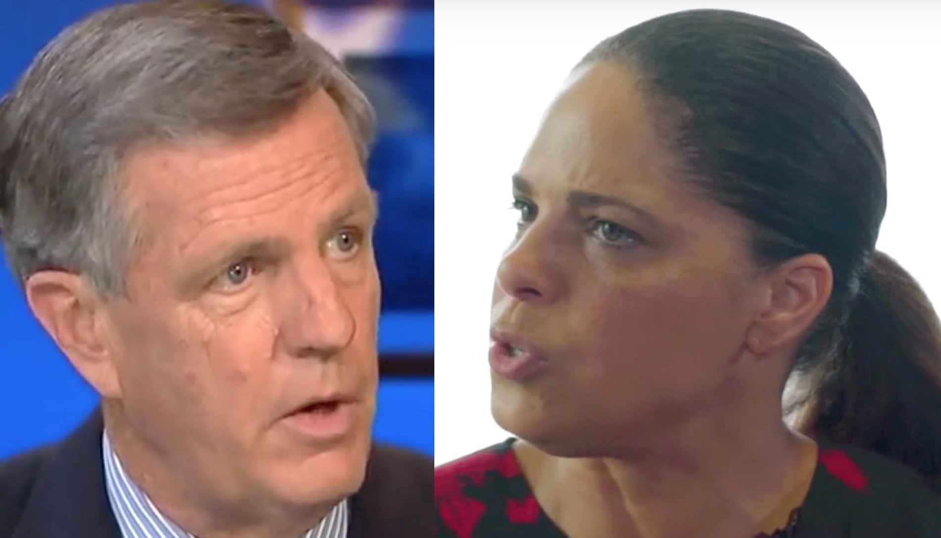Ana Kasparian Nose Job brit hume slaps down soledad o'brien over failed attempt to
