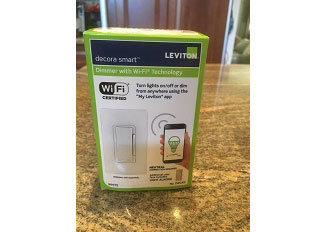 Leviton Decora Smart Wi-Fi Switch