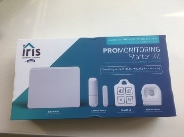 Iris Home Security