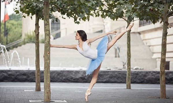 ABT's Melanie Hamrick Is Choreographing a Ballet With the Help of