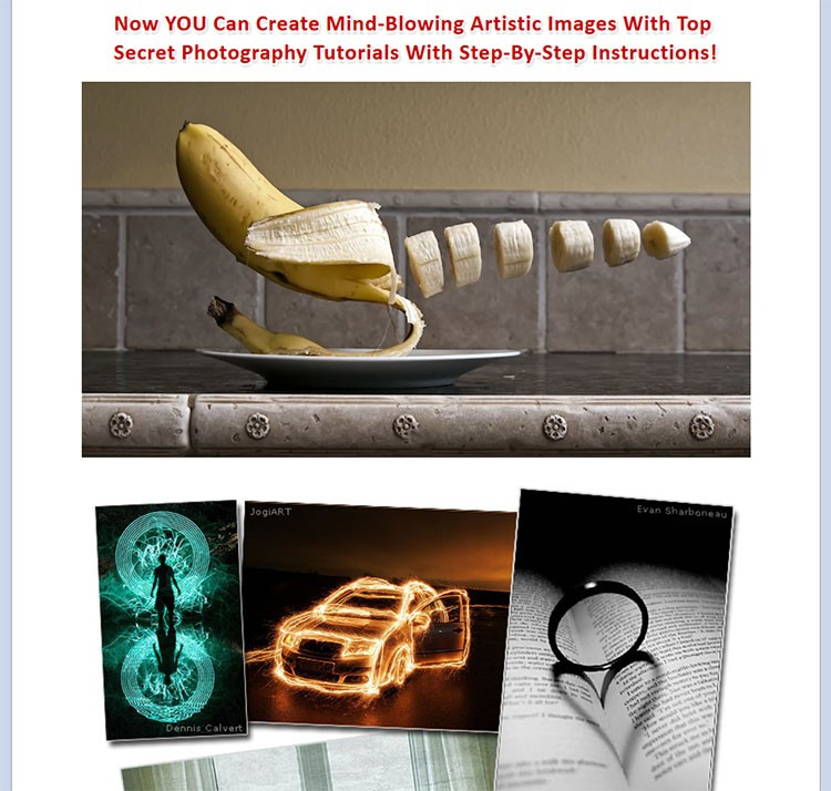 trick photography and special effects ebook by evan sharboneau