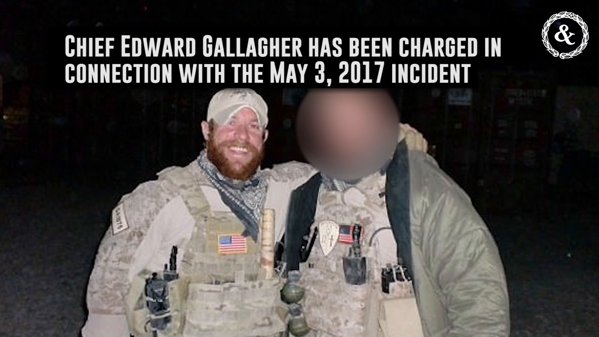 Navy SEAL Accused Of Stabbing Captured ISIS Fighter To Be Arraigned