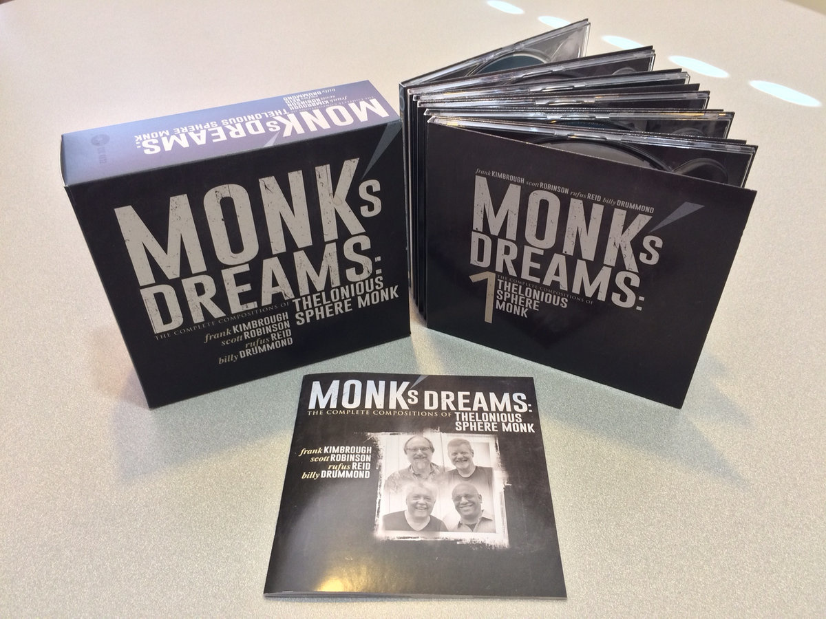 Frank Kimbrough: Monk s Dreams: The Complete Compositions of Thelonious Sphere Monk