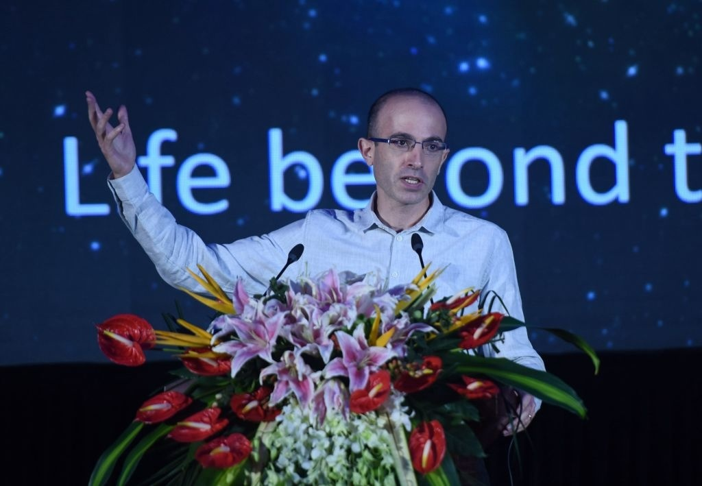 What are we really doing here? 10 quotes from Yuval Noah Harari