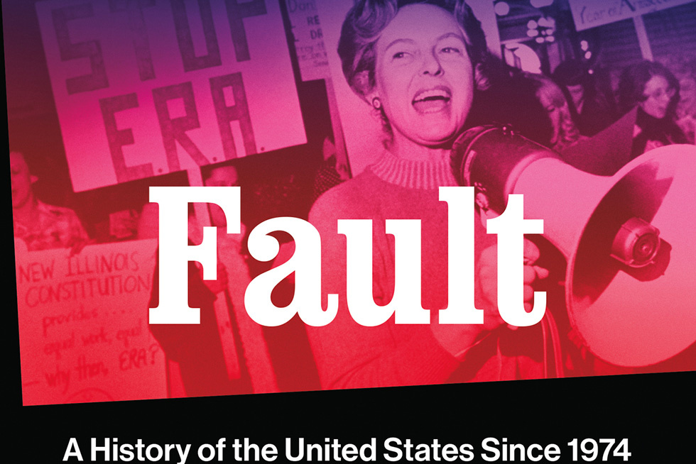 Fault Lines  Traces the Roots of Today's Polarized America