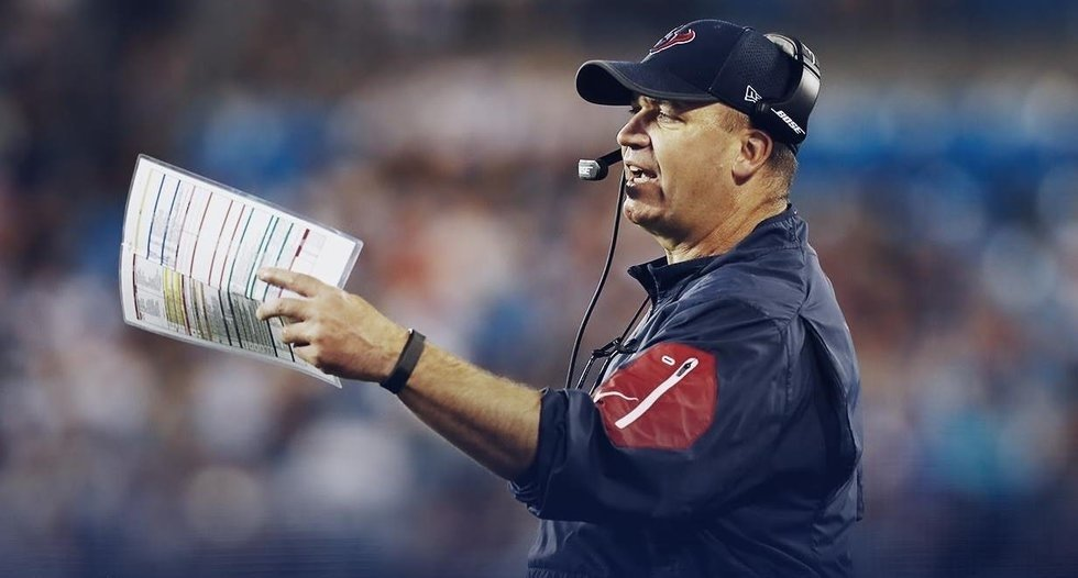 Houston Texans Bill O'Brien