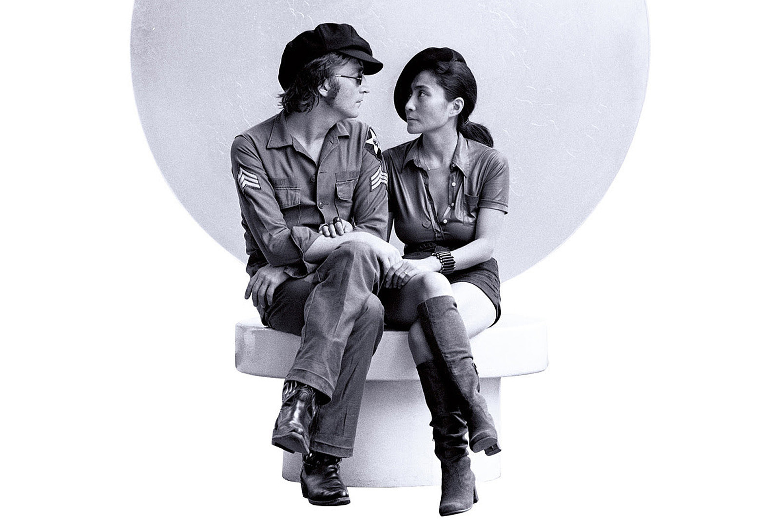 John Lennon and Yoko Ono: Imagine / Gimme Some Truth