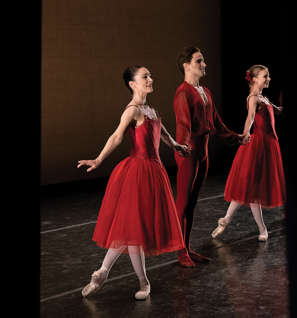 Meet Royal Danish Ballet's Four American Leading Ladies - Pointe