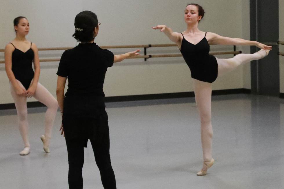 Audition for the Ballet Arizona Summer Intensive - Pointe
