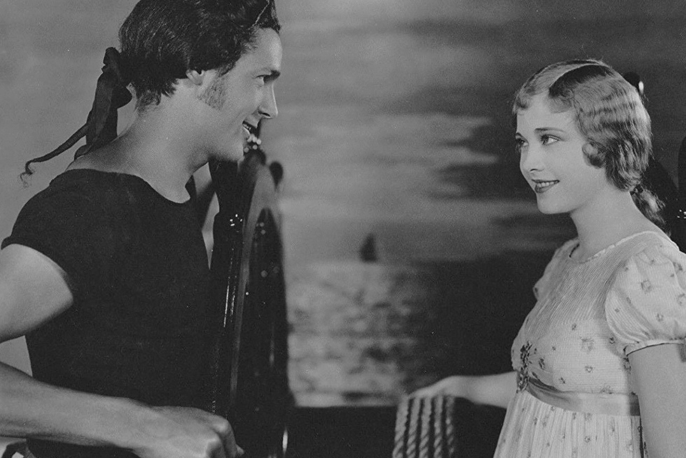 Slavery, Piracy, and Shirtless Men in Silent Film,  Old Ironsides