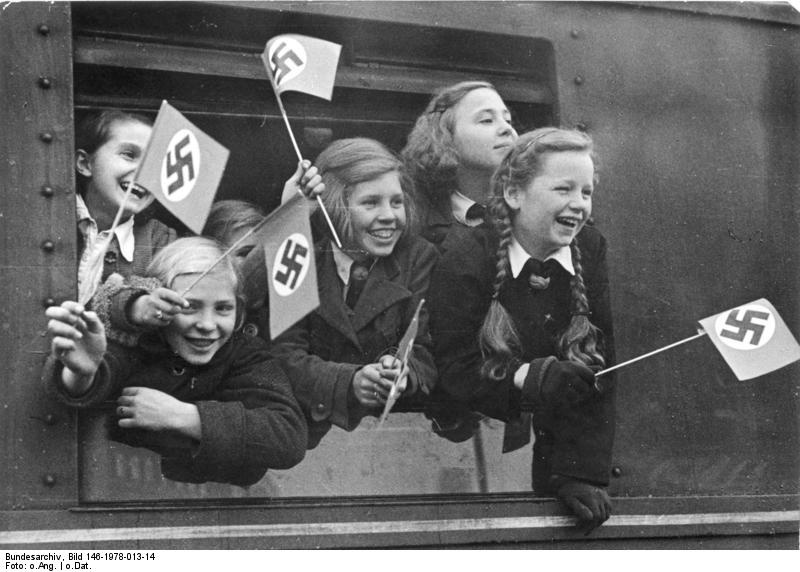 How the Nazi's inhumane parenting guidelines may still be affecting German children