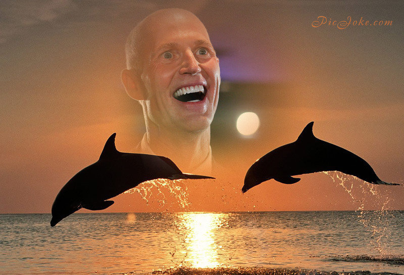 photo image Rick Scott Is Pissing Off All The Florida Republicans By Being A Petty Dick And It Is Glorious