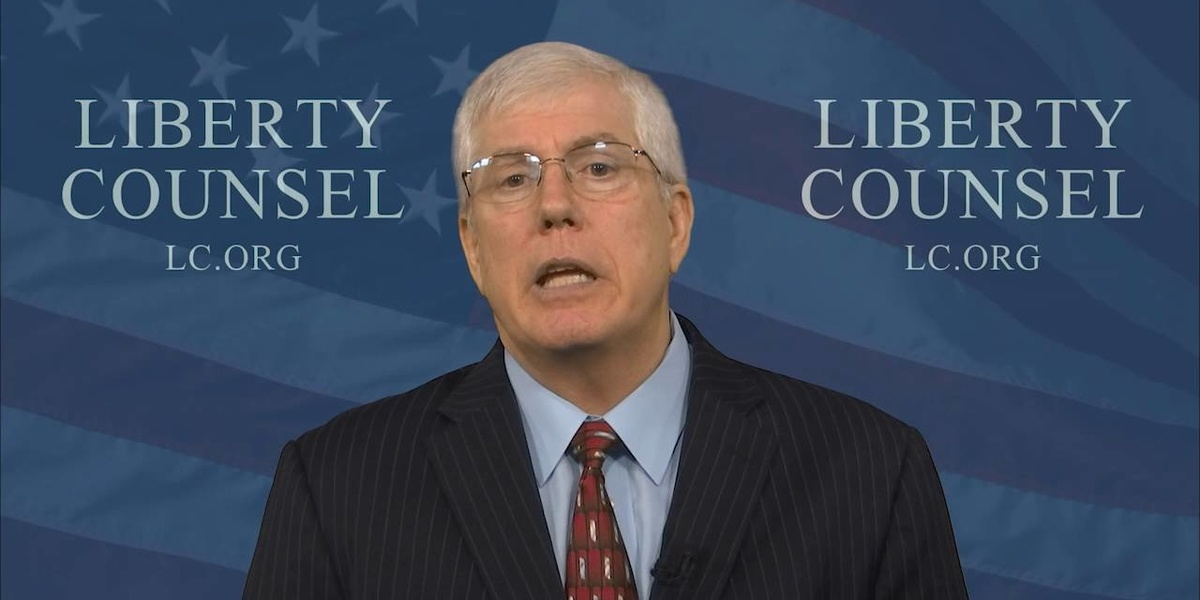 How Many Gay People, Exactly, Would 'Christian' Lawyer Mat Staver Like To Lynch?