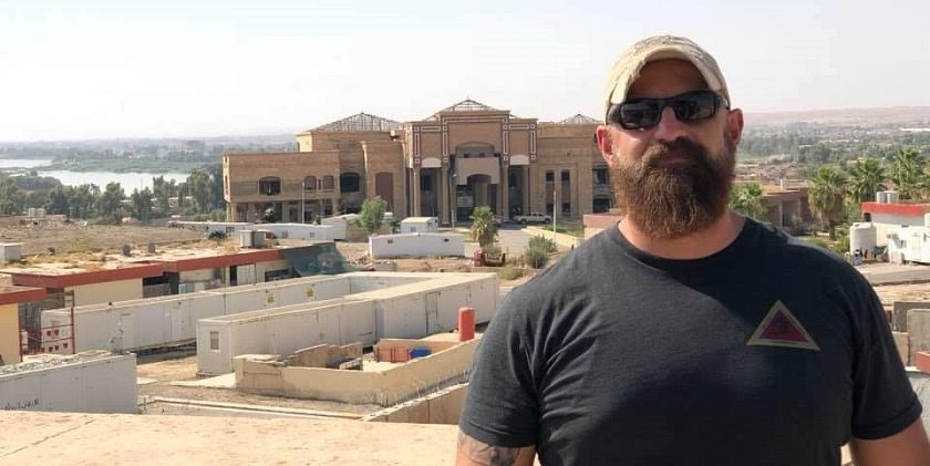 American contractor and former Green Beret killed in Iraq fight had five Bronze Stars and multiple deployments