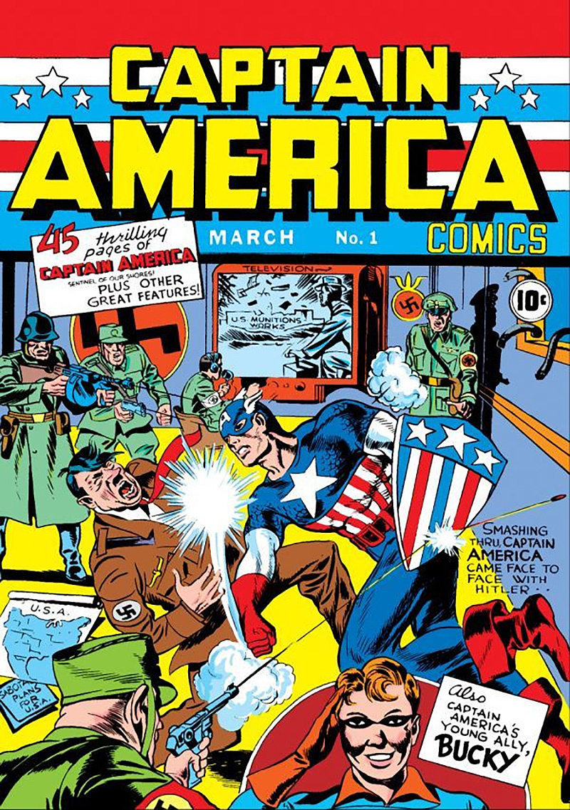 Captain America: The First Avenger  Stands Out in a Glut of Comic Book Films