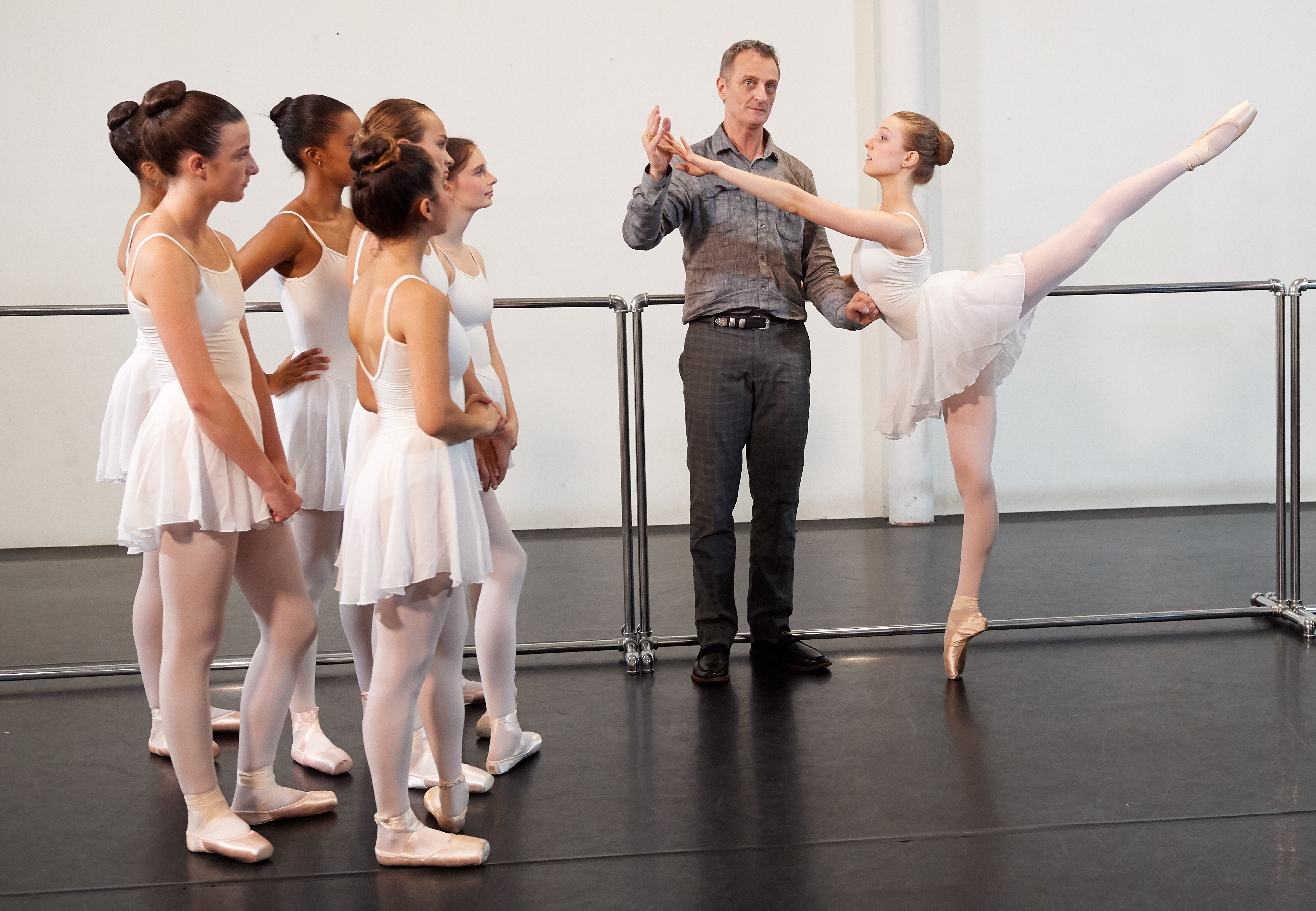 The Big Benefits of a Small Ballet Summer Intensive - Pointe