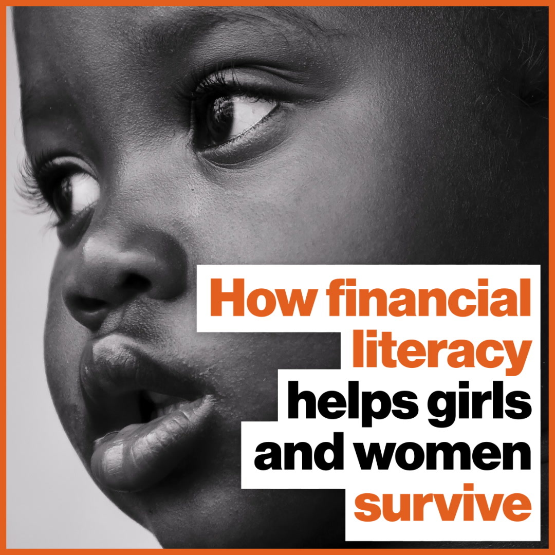 How financial literacy impacts youth prostitution, AIDS, and women's survival