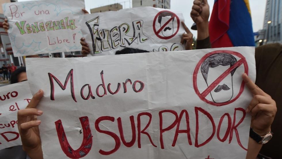 Partner Content - Maduro takes office andVenezuelians vote with their feet
