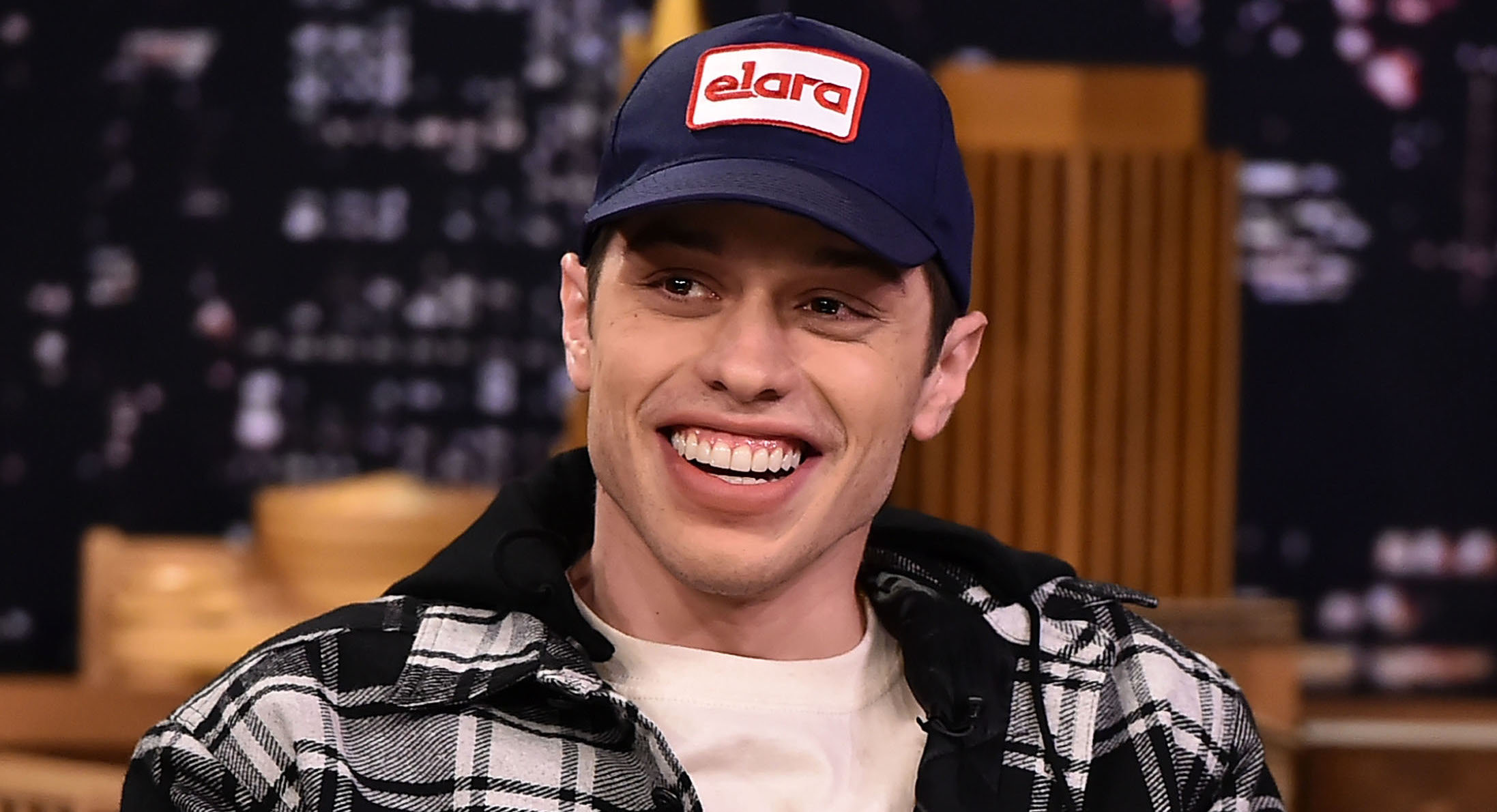 Pete Davidson Says His Dick Isn't As Big As Ariana Grande Let On - NYLON