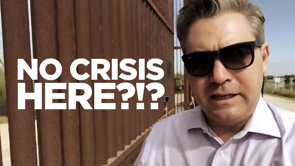 Partner Content - 'Arrogant fool' Jim Acosta exposed MSM's dishonest border agenda — again.