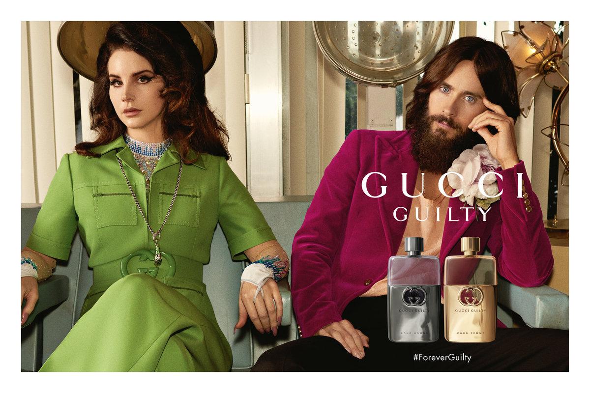 Jared Leto on Starring Alongside Lana Del Rey in Gucci Guilty