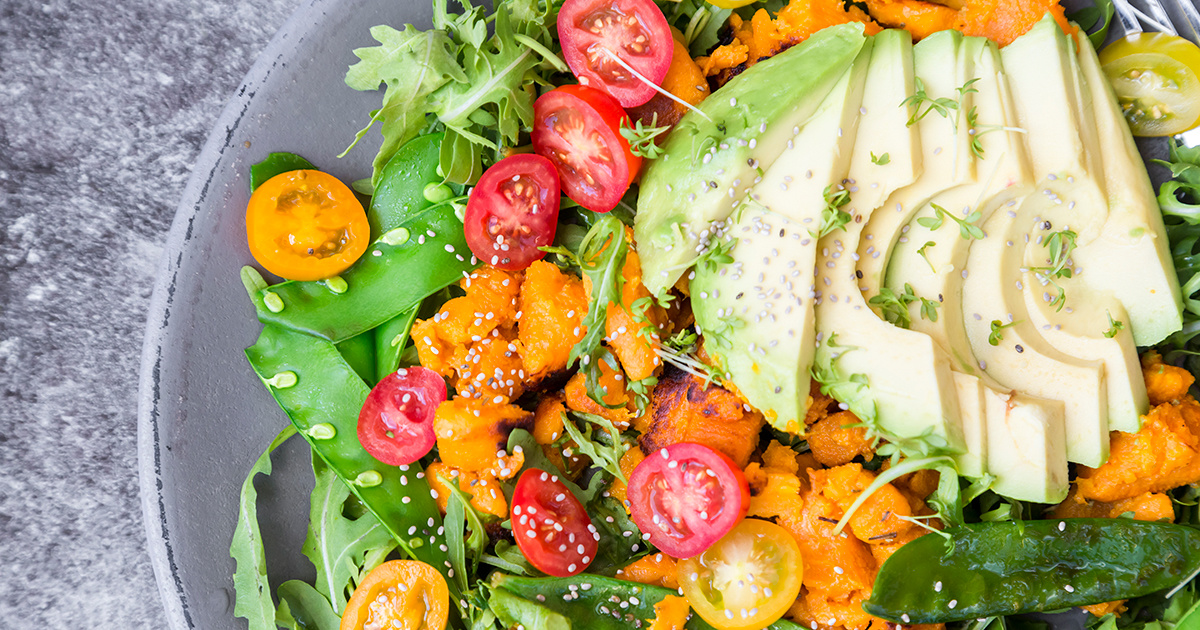 Top 20 Healthy Salad Toppings