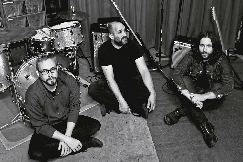 David Bazan Rises Like a  Phoenix  with Pedro the Lion
