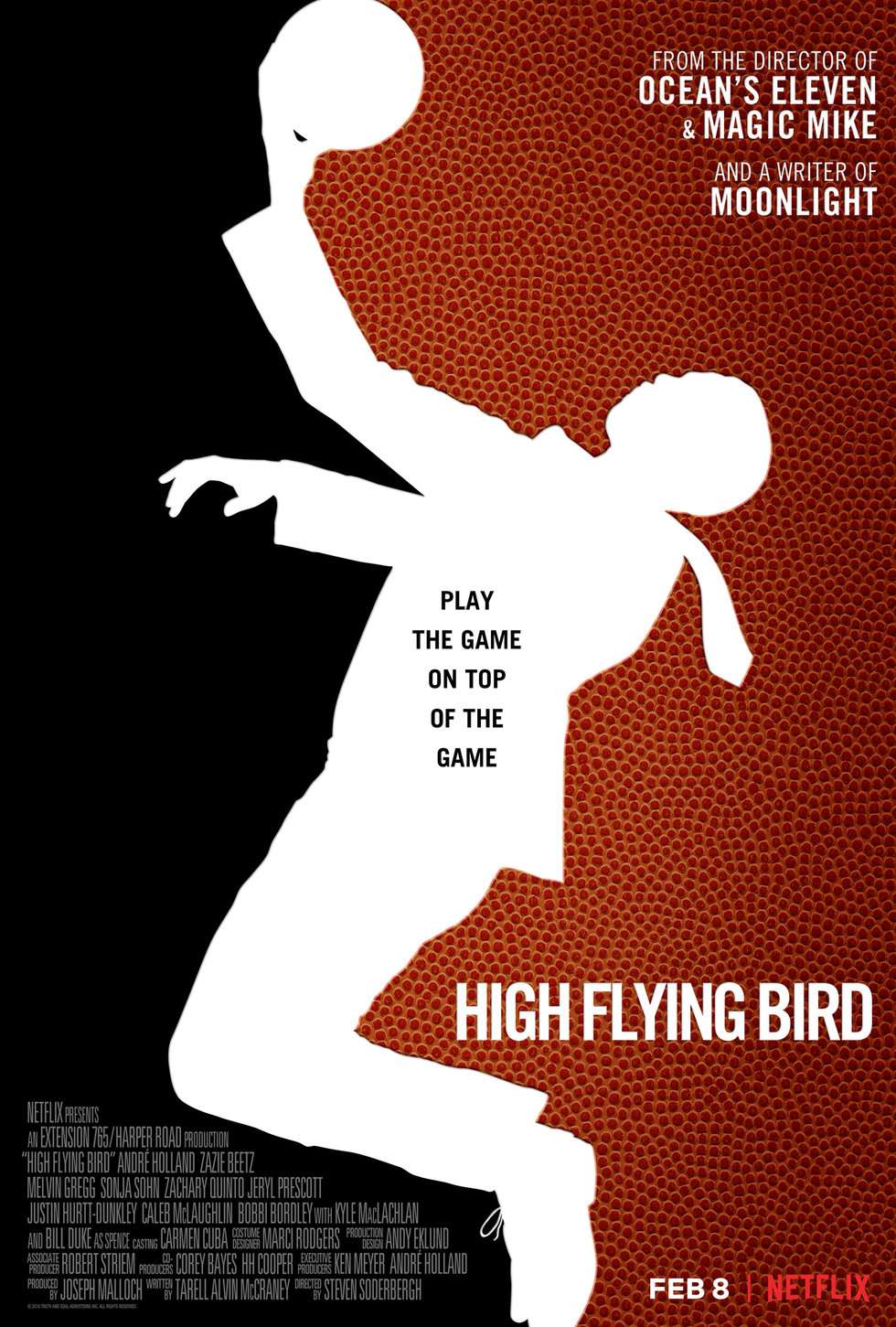 'High Flying Bird' Might Just Make Me Interested In Sports