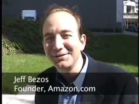 This 1997 Jeff Bezos interview proves he saw the future coming