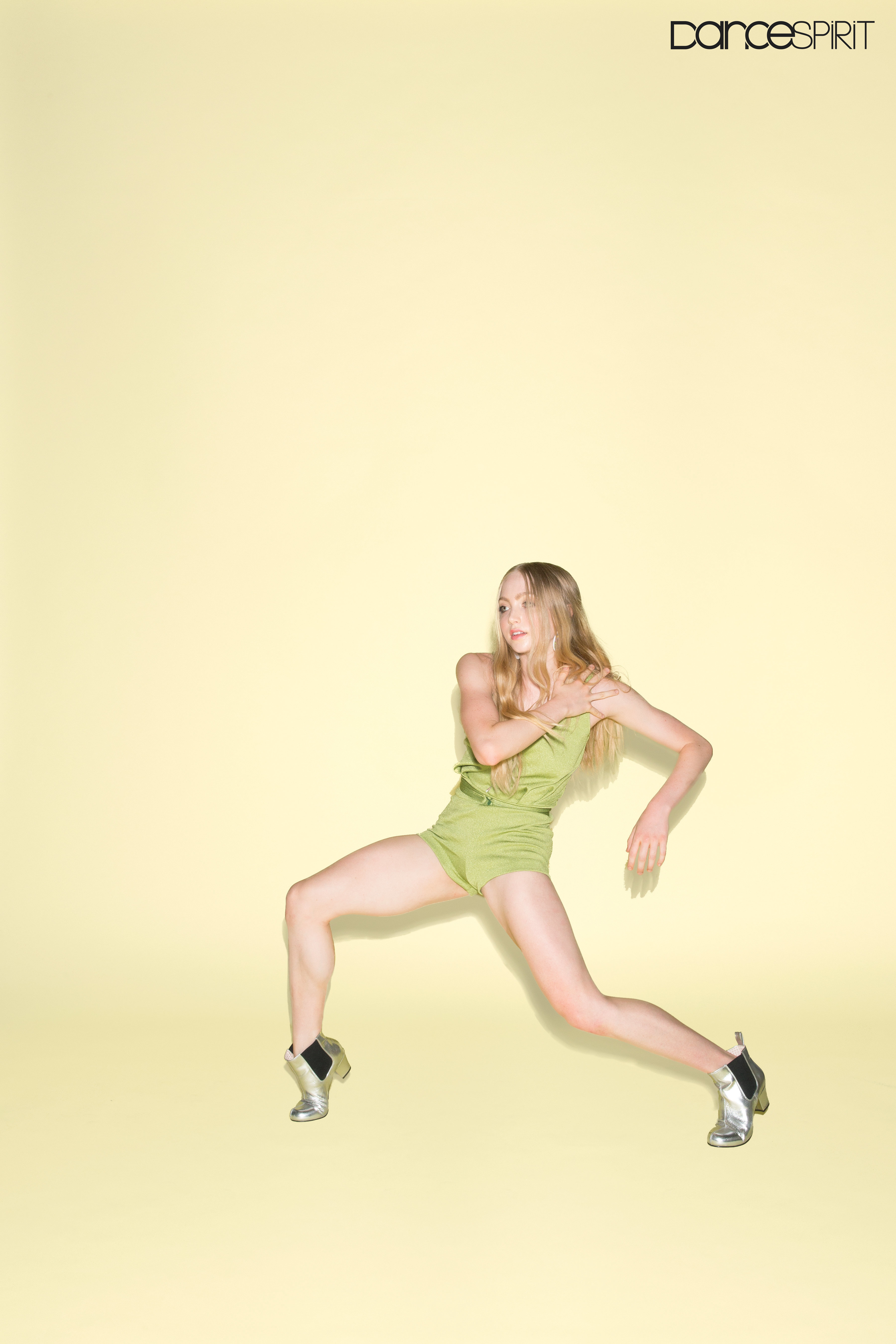#SocialDisDancing: A Look at Lucy Vallely's At-Home Dance Life